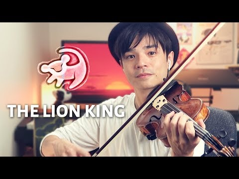 The Lion King - Violin Medley | Circle Of Life & Remember who you are【Julien Ando】