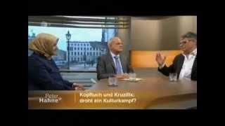 Peter Hahne: Kopftuch und Kruzifix- Droht ein Kulturkampf.