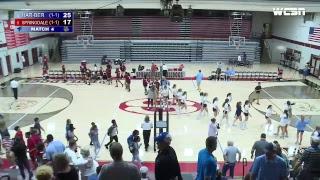 Har-Ber High School Volleyball | Har-Ber vs. Springdale