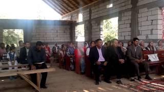 Murgeni Botez-ul la Biserica NR.1 din MURENI