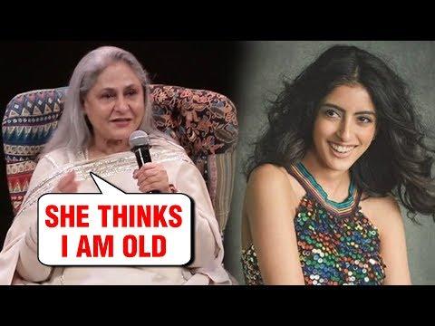 jaya-bachchan-shares-a-funny-experience-with-her-granddaughter-navya-nanda