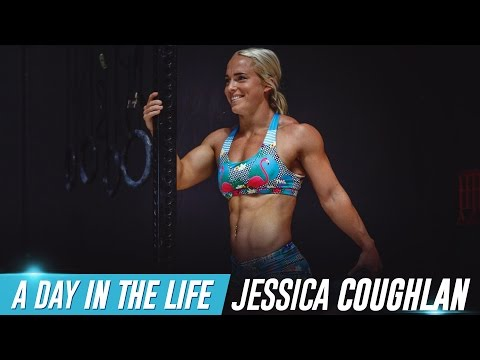 Download Day in the Life - Jess Coughlan CrossFit Athlete Pics