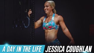 The WOD Life spends a day with CrossFit Athlete Jessica Coughlan. F...