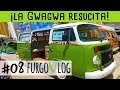 La combi resucita y nos vamos a la Supernacional VW | FurgoVlog #08 | México - Alaska en combi