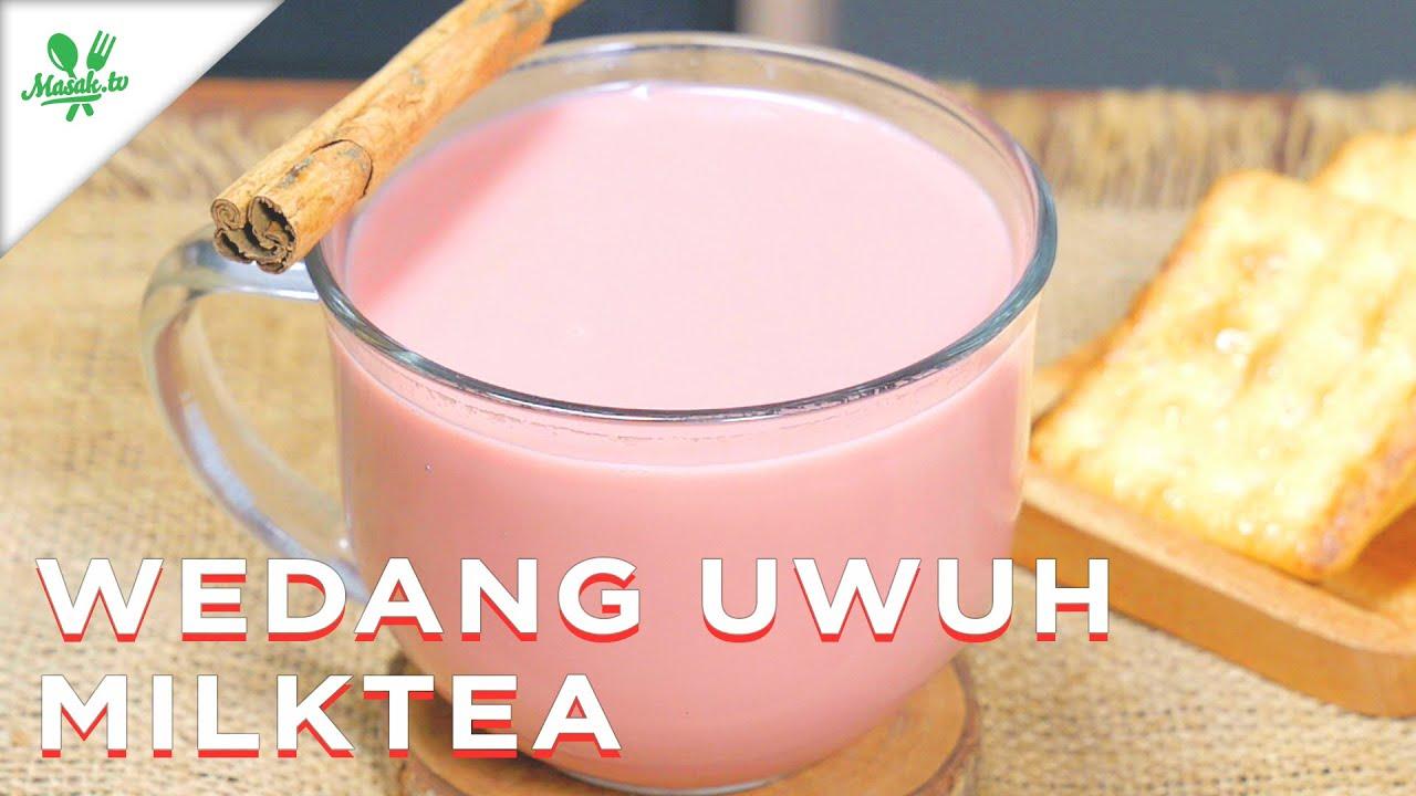 Wedang Uwuh Milktea