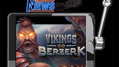 Der Vikings go Berzerk Slot von Yggdrasil