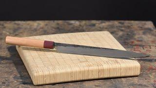 Sushi Knife - Making an Iconic Kitchen Tool