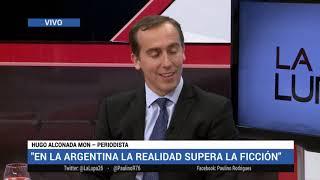 Hugo Alconada Mon en La Lupa