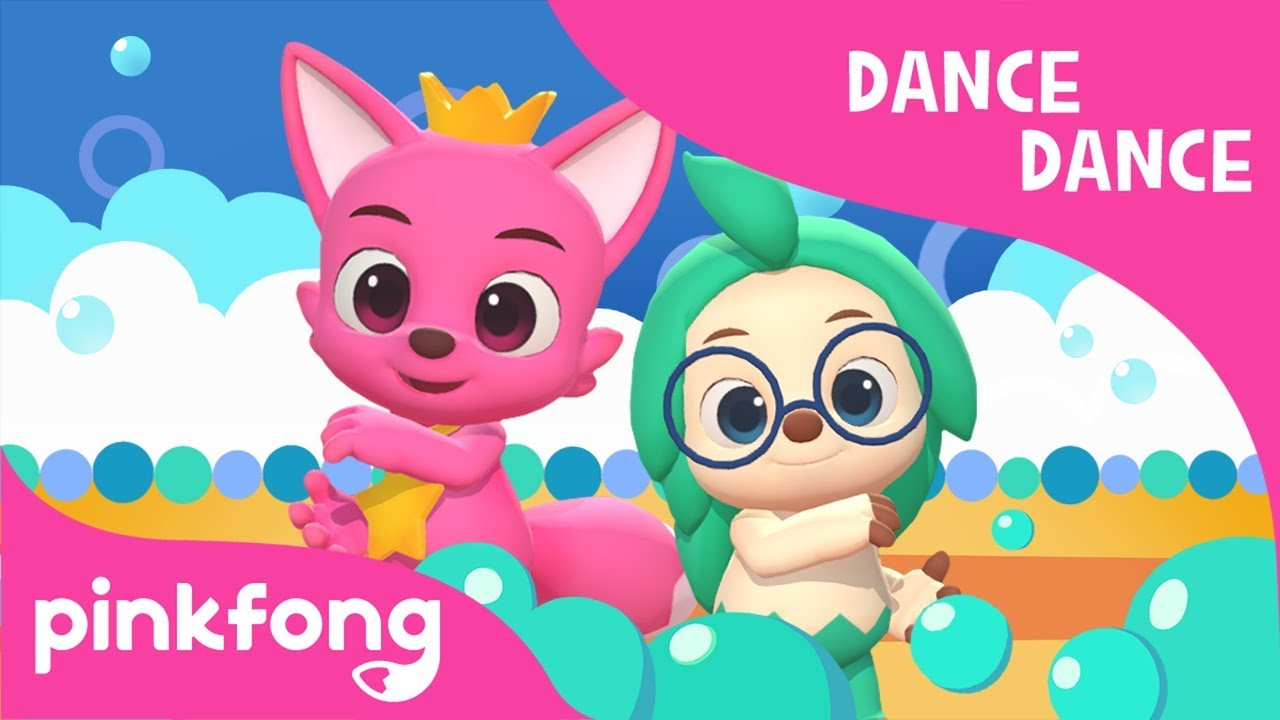 Wash Your Hands   Dance Dance   Dance Along   Pinkfong Songs for Children