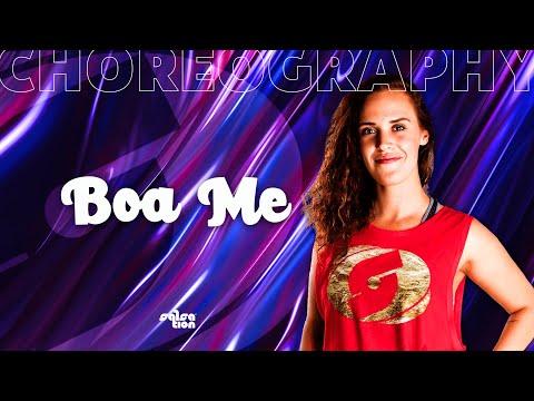 Fuse ODG ft. Ed Sheeran & Mugeez - Boa Me - Salsation® choreography by SMT Nanna Jelbert