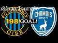 Chambly Niort Goals And Highlights