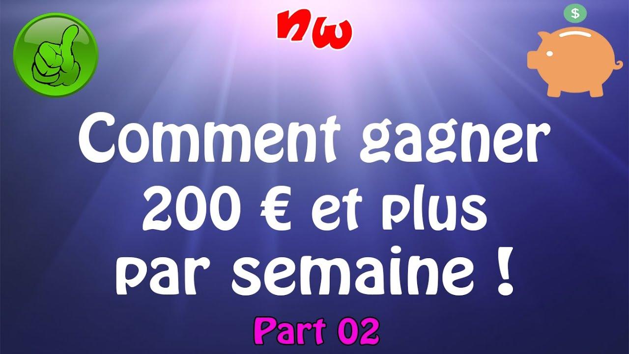 [Tuto] Gagner 200€ et plus par semaine ! | Astuce Nicky – Part 02