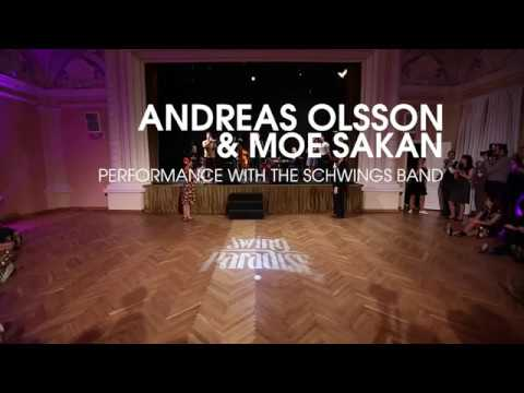Swing Paradise 2017 - Andreas & Moe with The Schwings Band