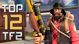 Top 12 TF2 plays of the year 2017