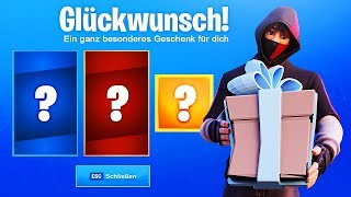 New Free Gifts in Fortnite 2019