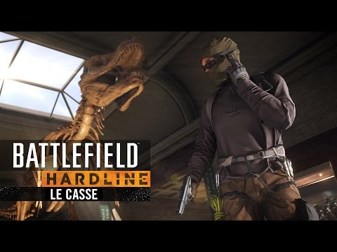 Le Casse du siècle – Battlefield Hardline : Le Casse - Hold-up en équipe Trailer de gameplay