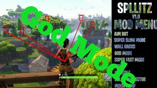 *NEW* +GOD MODE GLITCH+ Fortnite battle royal season 4.