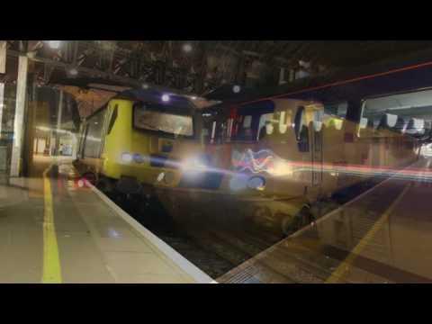 Network Rail Class 43 NMT HST Test Train at London Paddington *HD*