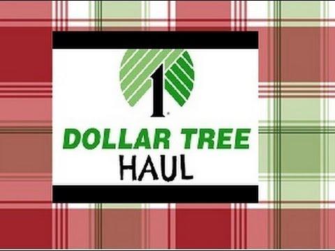 New Items Dollar Tree Haul November 5, 2019