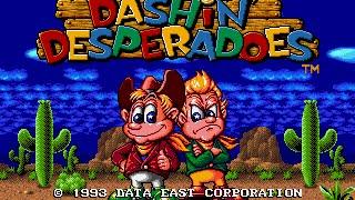 Mega Drive Longplay [378] Dashin' Desperadoes