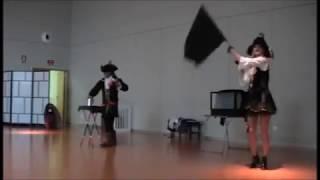 magic Illusion pinocho Show 2013