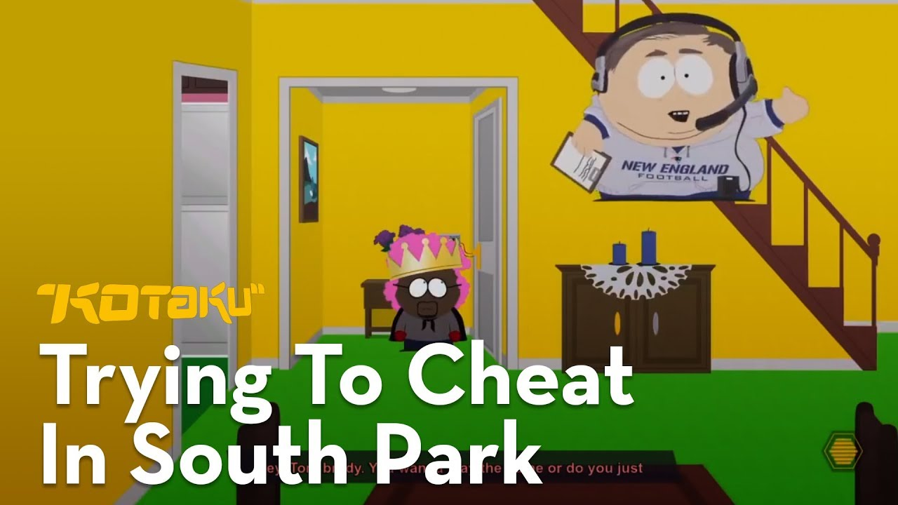 Here's What Happens If You Try To Cheat In South Park: The Fractured But  Whole