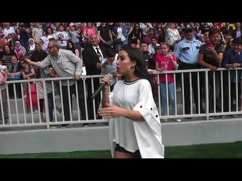 Tire'nin yeni stadyumuna görkemli açılış töreni