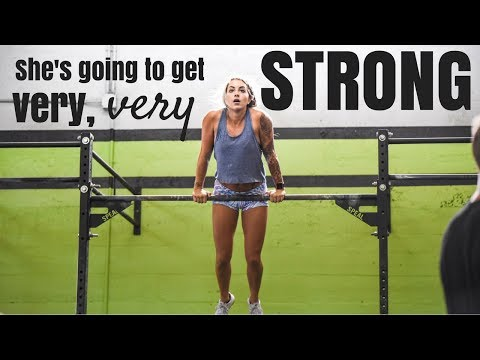 """""""Oh Wait, She's Already Strong!"""" 