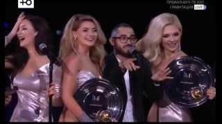 ВИА ГРа & Мот - Лучший дуэт ( награждение на премии МУЗ ТВ 2015 )