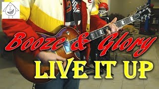 Booze & Glory - Live It Up - Punk Guitar Cover (guitar tab in description!)