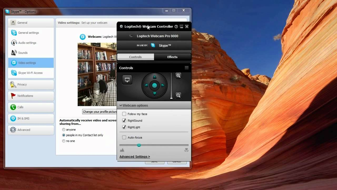 Logitech hd webcam c615 features and effects youtube.