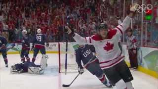 Dear USA • Canada Responds • 2014 Sochi Olympic Winter Games • Hockey Gold