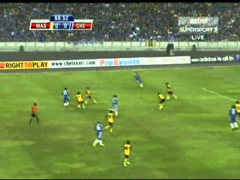 2nd half - Malaysian XI v. Chelsea - 21-07-11