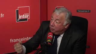 Gérard Larcher répond aux auditeurs de France Inter