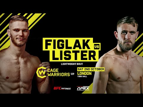CW129: Michal Figlak vs Kieran Lister