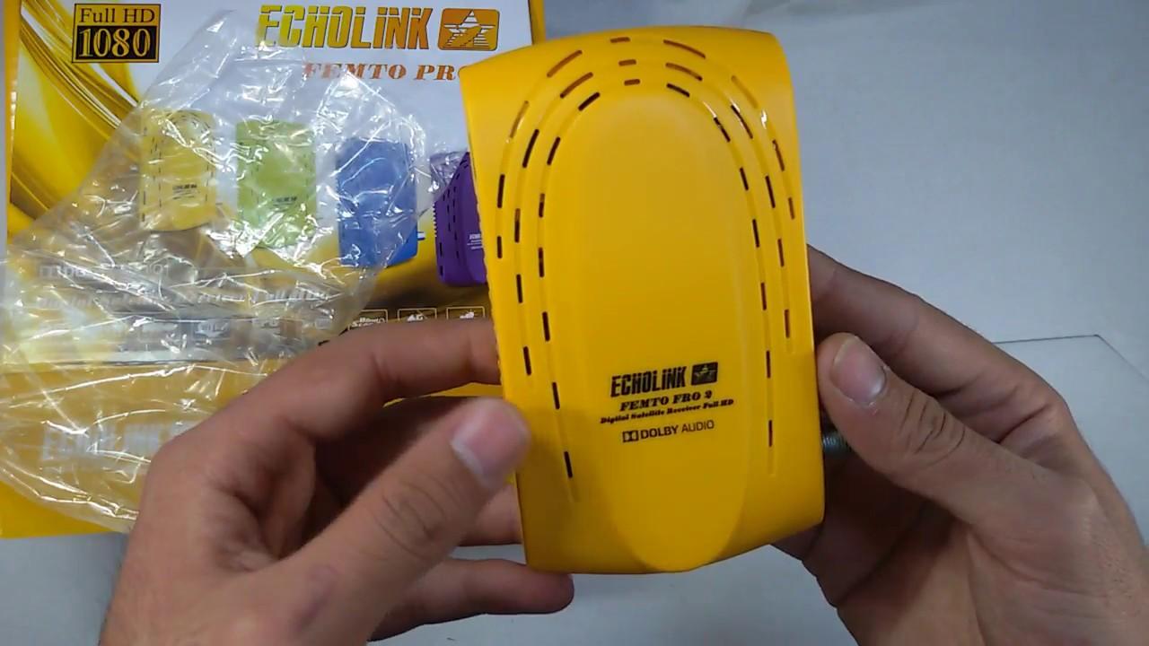 flash echolink femto pro 2