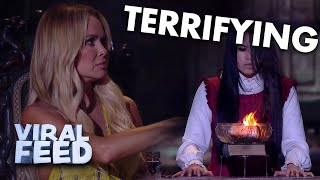 Download THE SACRED RIANA TERRIFIES JUDGE ON BGT CHAMPIONS | VIRAL FEED