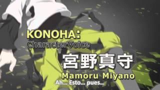 「MekakuCity Actors」 TV anime - Todos los 10 PV (CM) - Sub Español