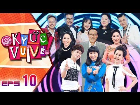 Ký Ức Vui Vẻ -Tập 10 FULL HD   Hồng Vân, Lan Hương