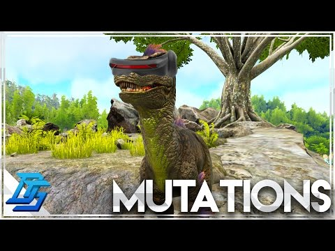 Ark Survival Evolved - Breeding Mutations , How to get Mutations , X-Men Dinos