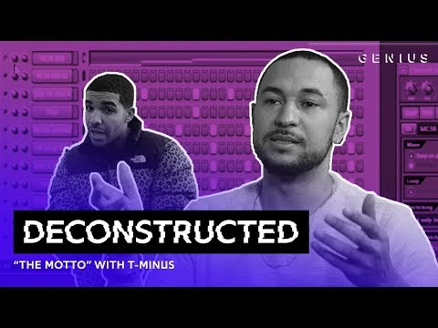 "The Making Of Drake's ""The Motto"" With T-Minus 