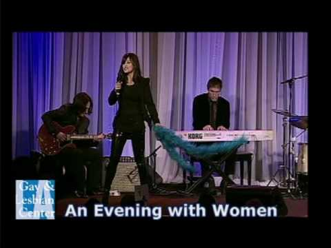 Gina Gershon Sings Tom Jones' What's New Pussycat?  LA LGBT Center