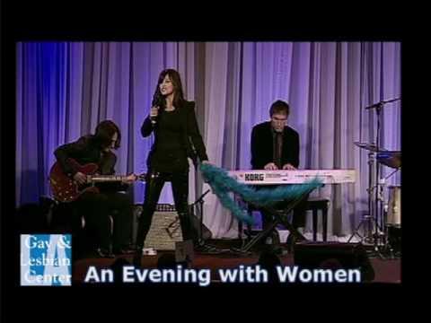 Gina Gershon Sings Tom Jones' What's New Pussycat? | LA LGBT Center