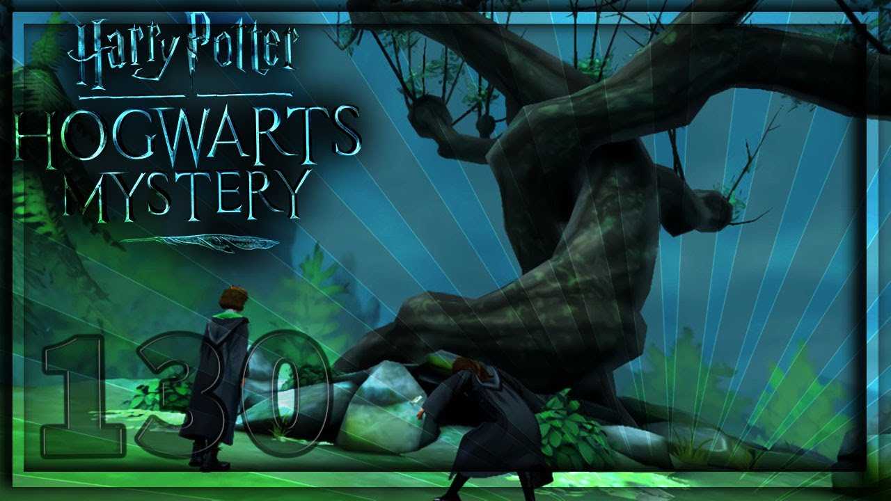 ➤  DANGER au SAULE COGNEUR #130 [Harry potter Hogwarts Mystery]