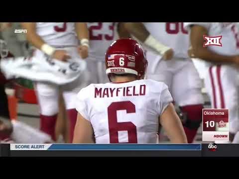 Oklahoma vs. Ohio State Football Highlights