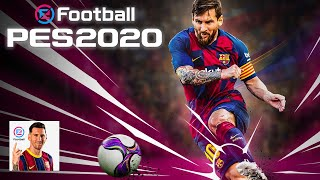 KONAMI - eFootball PES 2020 - Android/ iOS Gameplay
