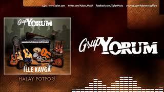 Grup Yorum - Halay Potpori [ İlle Kavga © 2017 Kalan Müzik ]