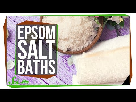 Do Epsom Salt Baths Do Anything?