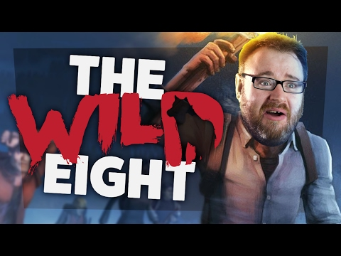 SPILL THE BEANS   The Wild Eight [#1]