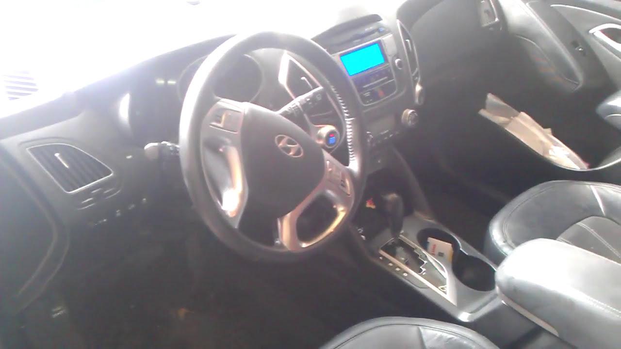 hyundai ix35 ремонт рулевой рейки ЭУР